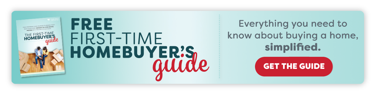 free first-time homebuyer's guide