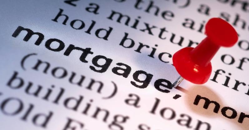 home loan dictionary
